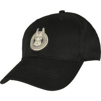Cayler & Sons Curved Brim WL Earn Respect Black Adjustable Cap