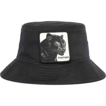 Chapeau seau noir panthère Truth Seeker Goorin Bros.