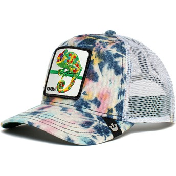 Goorin Bros. Karma Culture Chameleon The Farm White Trucker Hat