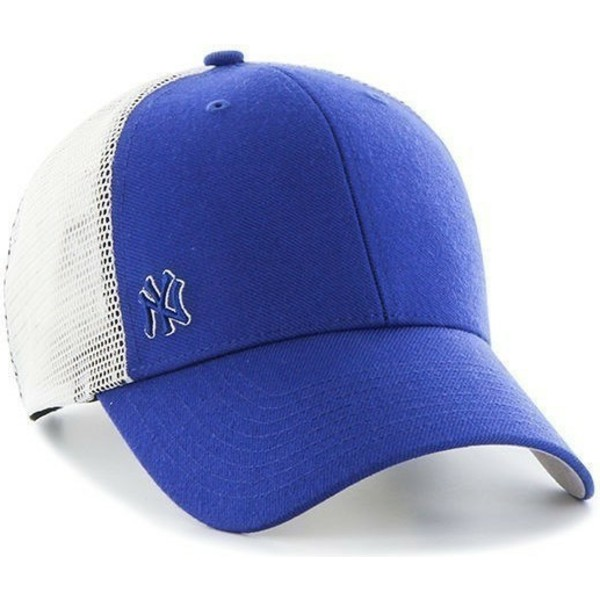 casquette-trucker-bleu-new-york-yankees-mlb-suspense-47-brand