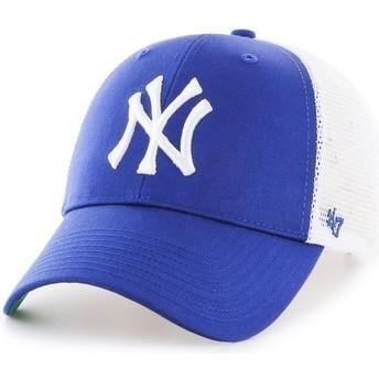 47 Brand MLB New York Yankees Trucker Cap blau