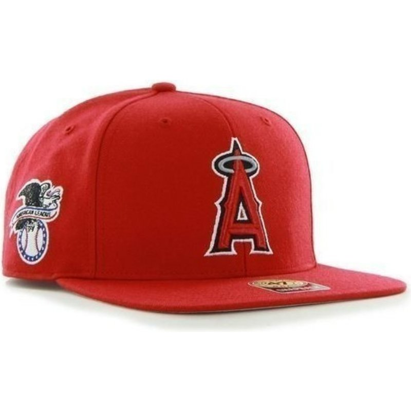 casquette-plate-rouge-snapback-unie-avec-logo-lateral-mlb-los-angeles-angels-of-anaheim-47-brand